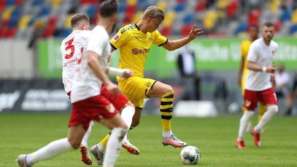 هالاند يؤجل حسم بايرن للقب الدوري الألماني