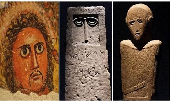 قطع أثرية سعودية اشتهرت عالميًا يعود تاريخها لأكثر من 6 آلاف عام