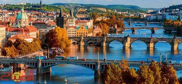 براغ… مدينة الكنائس والأبراج – جريدة الصباح
