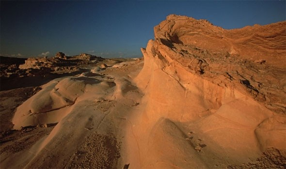 طفل يعثر على قطعة أثرية عمرها 3500 عام في صحراء