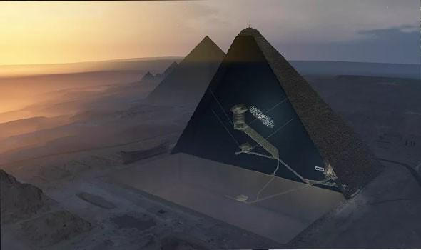 """زوجان روسيا يبنيان نسخة من """"هرم خوفو"""" المصري في """"سان"""