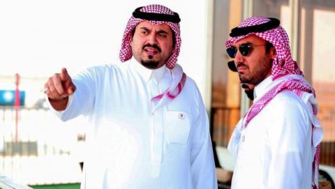 فهد بن جلوي نائباً لرئيس {الأولمبية السعودية»