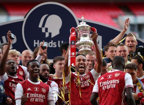 أرسنال بطل كأس إنجلترا للمرة الـ14… هزم تشيلسي وتأهل إلى الدوري الأوروبي