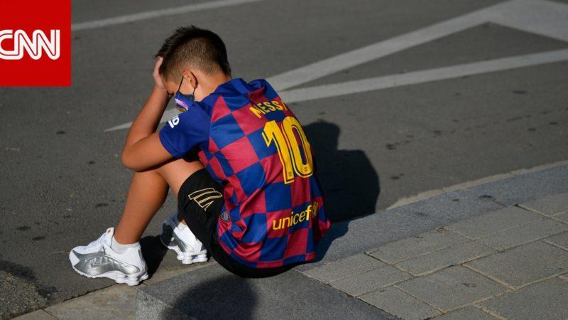 لا يرى مستقبله مع برشلونة.. ميسي الغائب الوحيد عن فحوصات كورونا الخاصة بالفريق