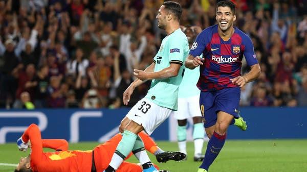 بالصور.. أبرز لحظات لويس سواريز مع برشلونة
