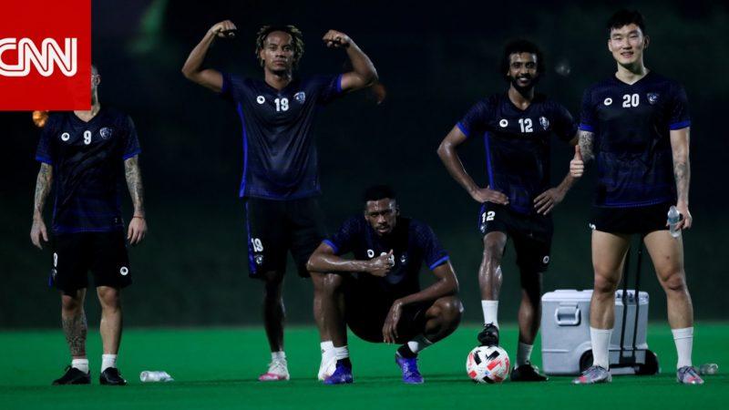 الهلال السعودي يعلن إصابة 5 من لاعبيه بفيروس كورونا خلال تواجدهم في قطر