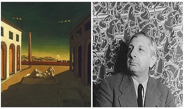 """باريس وهامبورغ تستضيفان """"الواقع السحري"""" للرسام دي شيريكو"""