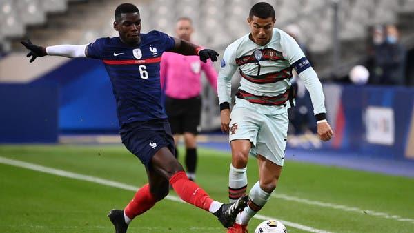 تعادل سلبي بين البرتغال وفرنسا في دوري الأمم