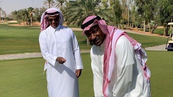 ماجد عبدالله يشارك في الاجتماع التمهيدي لبطولة السعودية للغولف