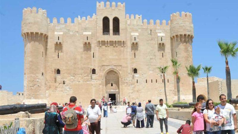 تخفيض 75%.. «الآثار» تواجه عزوف الزائرين بتخفيض تذاكر القلعة والمتاحف بالإسكندرية
