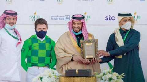 ولي العهد يرعى اليوم سباق «كأس السعودية 2021»