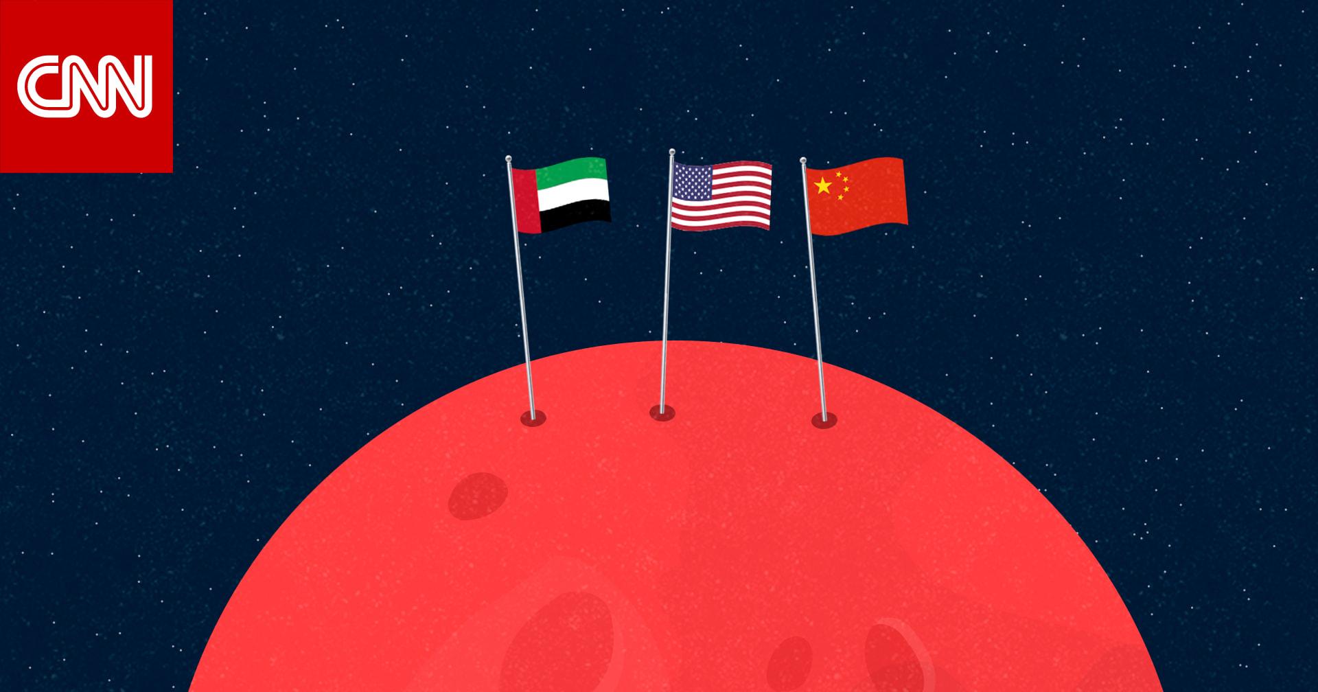 """""""بيرسيفيرانس"""" تصل المريخ اليوم.. كيف تختلف مهمة ناسا عن """"مسبار الأمل"""" الإماراتي والمهمة الصينية؟"""