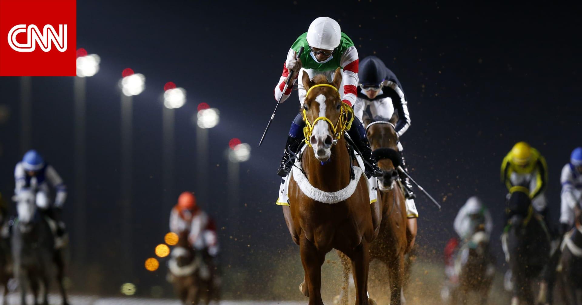 ولي العهد السعودي يتوج الفائز بكأس السعودية الأغلى في تاريخ سباقات الخيل