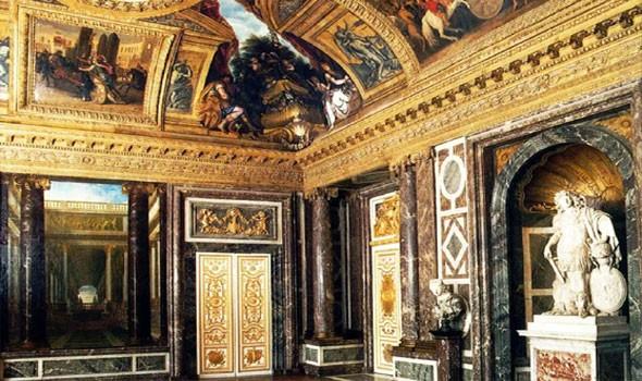 ترميم قصر زوجة ملك فرنسا لويس السادس عشر المبني منذ