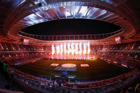 مونديال 2022: قطر تسير «بالتدريج» لحضور جماهيري يصل لـ100 %