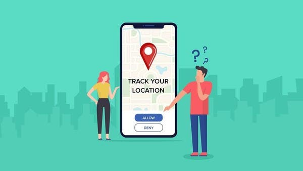 ما هي البيانات التي تجمعها تطبيقات تتبع الموقع في هاتفك؟