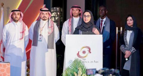 أضواء العريفي لـ «الشرق الأوسط: الرياضة النسائية تنمو بخطوات ثابتة