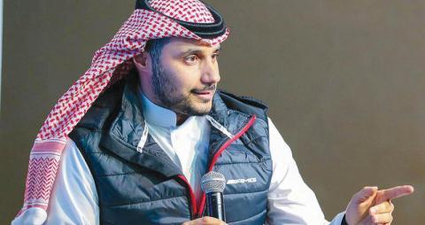 خالد بن الوليد لـ «الشرق الأوسط»: نسعى إلى توفير الفرص لكل أفراد المجتمع لممارسة النشاط البدني