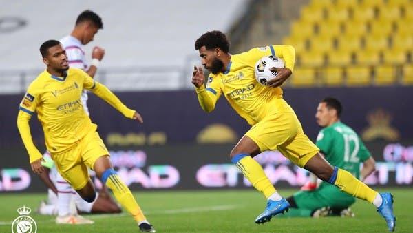تغييرات إدارية في نادي النصر
