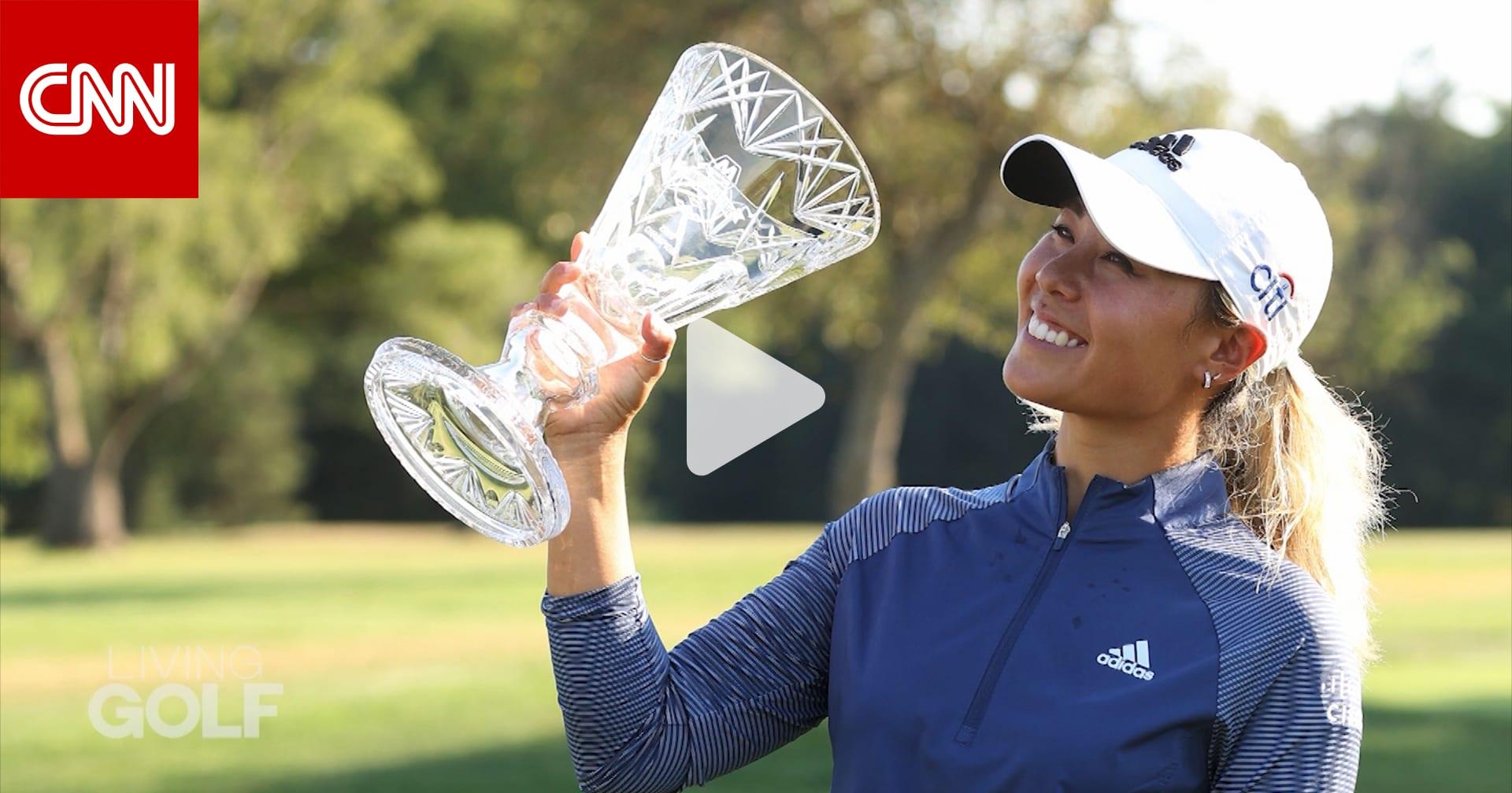 إحدى أكثر لاعبات الغولف نجاحًا.. تعرف إلى دانييل كانغ