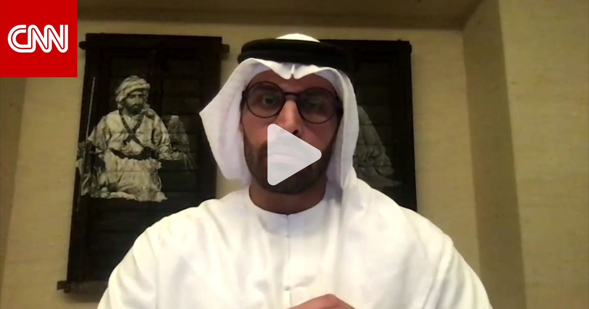 رئيس دائرة السياحة في أبوظبي يتحدث مع CNN.. ما رأيه بجواز سفر اللقاح؟