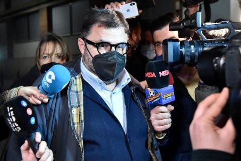 إطلاق سراح رئيس برشلونة السابق بارتوميو بعد مثوله أمام القضاء