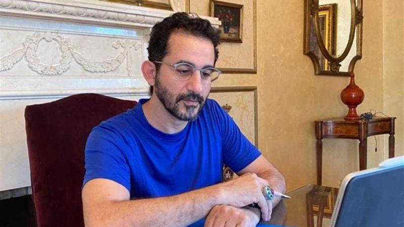 أحمد حلمي يوجه رسالة لتركي آل الشيخ بعد صدور روايته «تشيللو»