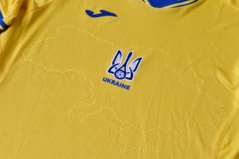 قميص منتخب أوكرانيا الجديد يثير الغضب في روسيا