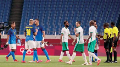 مدربون سعوديون: الخبرة خذلت «الأخضر» في الأولمبياد