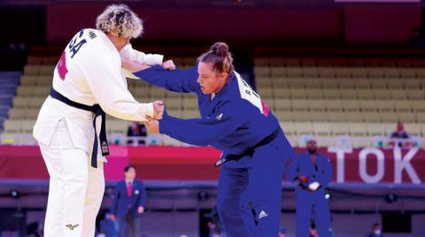 تهاني وياسمين تودعان الأولمبياد وتكسبان «التجربة التاريخية»