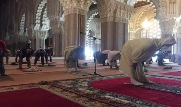 مواعيد الصلاة في مصر اليوم الثلاثاء 31 أغسطس/ آب 2021