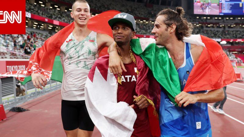 الذهبية الثانية لقطر بالأولمبياد.. معتز برشم يتشارك الميدالية مع تامبيري