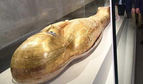 متحف شرم الشيخ يختار قطعتين أثريتين لعرض أفضلهما في أغسطس