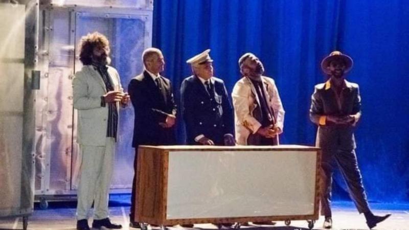 اليوم… في مديح الموت… أمام لجنة الانتقاء المسرحي