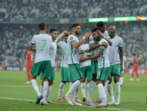 المنتخب السعودي يدخل قائمة أفضل 50 منتخباً في العالم
