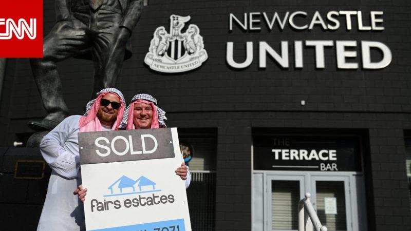 """نيوكاسل يونايتد يطلب من مشجعيه الامتناع عن ارتداء """"الملابس العربية التقليدية"""""""