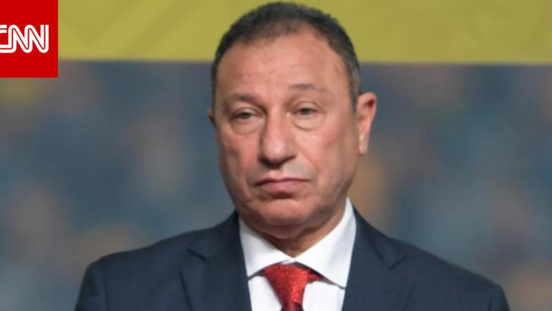 الأهلي المصري يعلن تعرض محمود الخطيب لأزمة صحية طارئة ونقله للمستشفى
