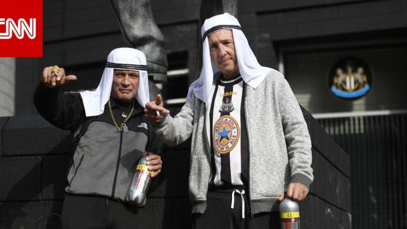 """نيوكاسل يونايتد يتراجع عن مطالبته جماهيره بعدم ارتداء """"أزياء عربية تقليدية"""""""