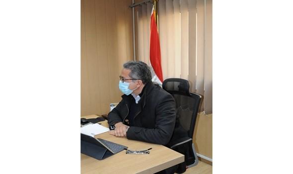 وزير الآثار المصري يتابع آخر أعمال تطوير خدمات الزائرين في